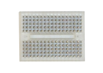 Breadboard, 170 Holes, 35x45mm - Clear