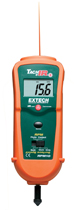 Photo/Contact Tachometer with built-in InfraRed Thermometer