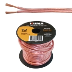 High Performance Speaker Wire, 12AWG, 25ft