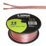 High Performance Speaker Wire, 14AWG, 100ft