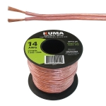 High Performance Speaker Wire, 14AWG, 25ft
