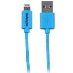 1m (3ft) Blue Apple 8-pin Lightning Connector to USB Cable for iPhone / iPod / iPad