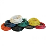 12 AWG Stranded Wire - Black, 100ft Roll